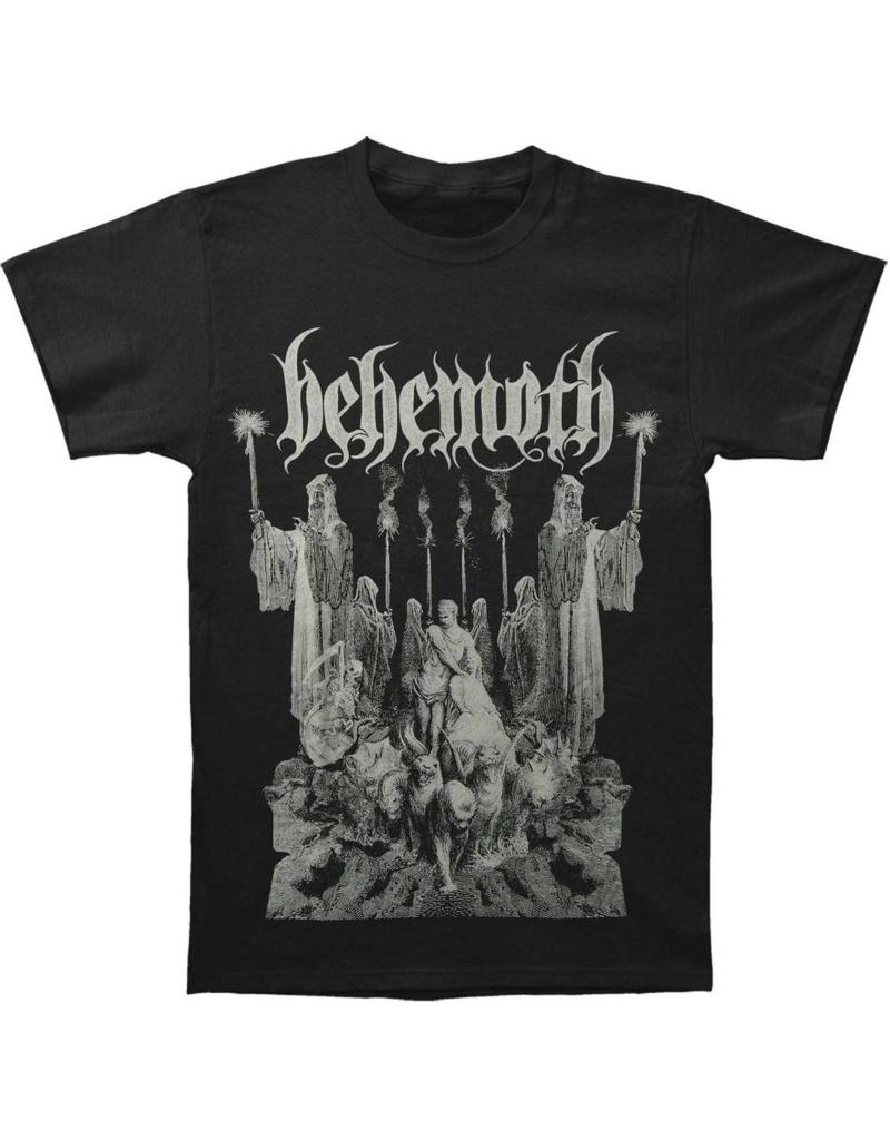 Behemoth Corpse Candle T-Shirt