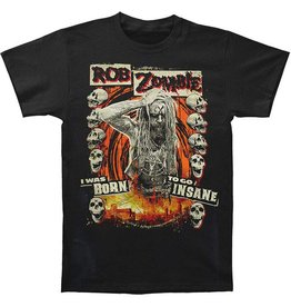Rob Zombie To go Insane T-Shirt