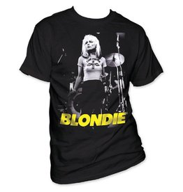 Blondie Yellow Logo T-Shirt