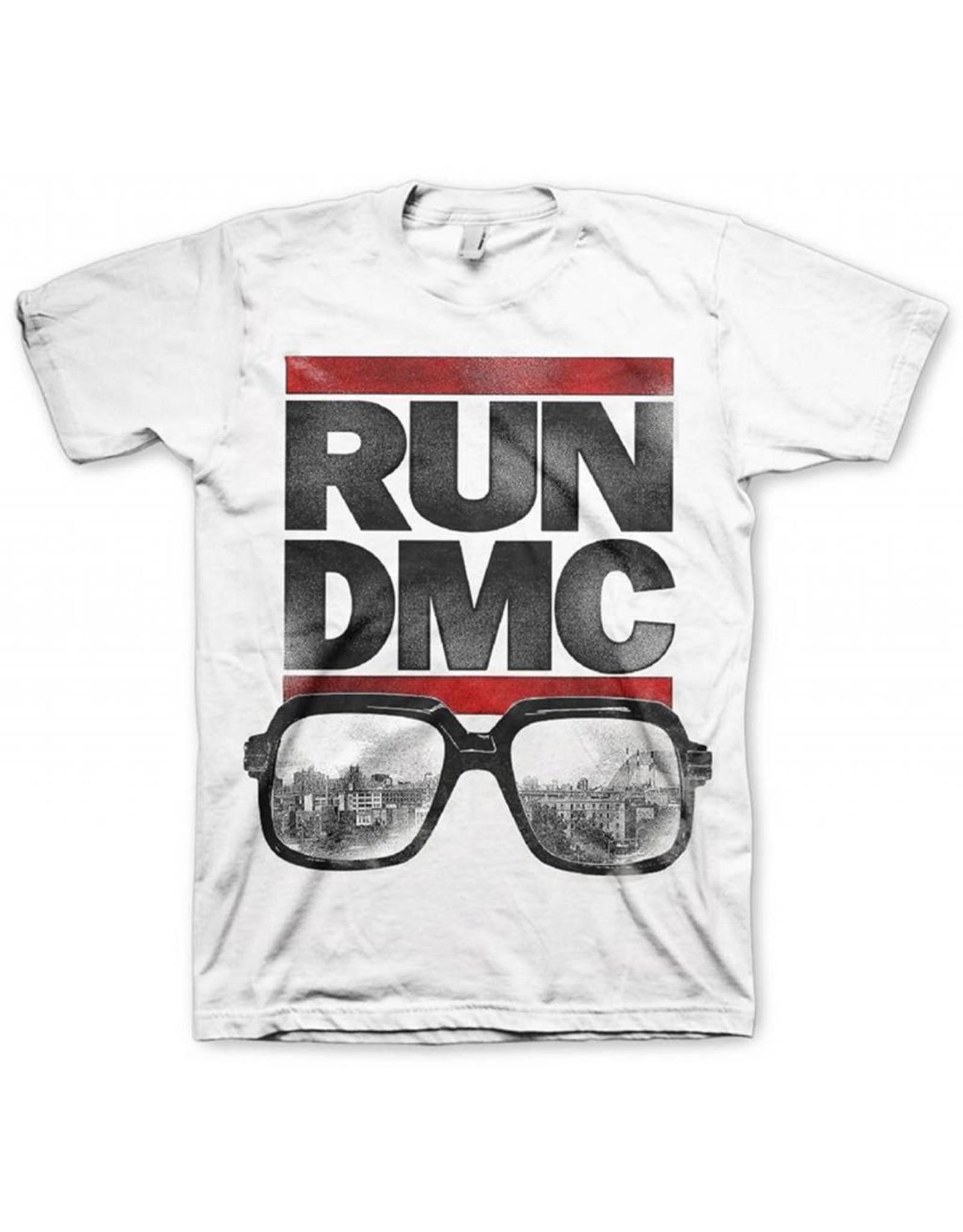 Run DMC City Glasses NYC T-Shirt