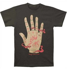 Every Time I Die  Palm Reader T-Shirt