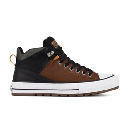 CONVERSE CHUCK TAYLOR STREET BOOT HI CHESTNUT BROWN C897NUT-161469C
