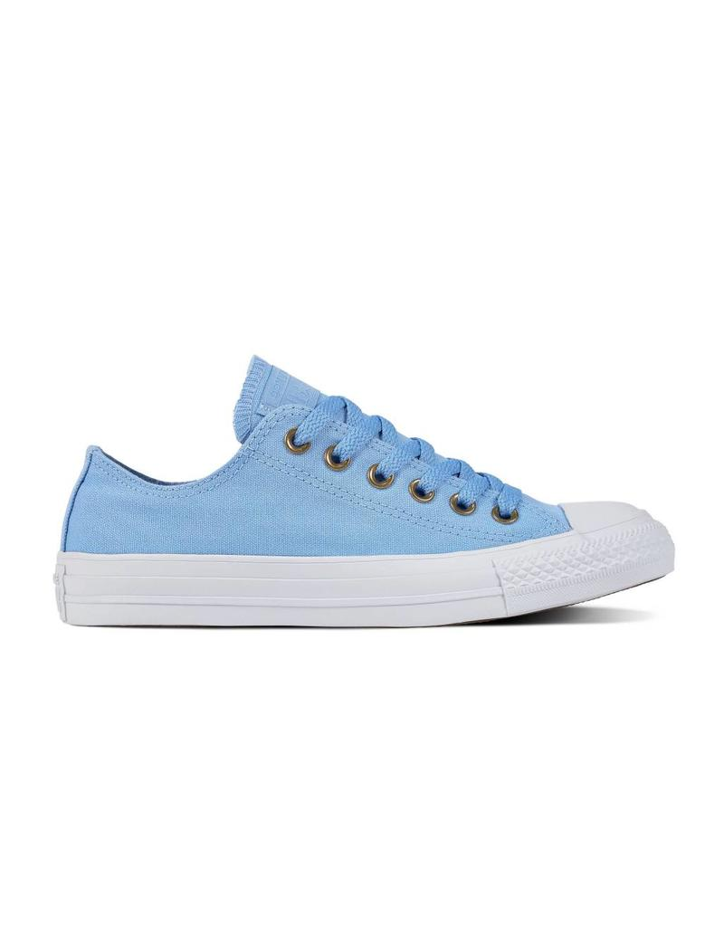 CONVERSE CHUCK TAYLOR OX LIGHT BLUE/LIGHT BLUE C12LIPS-161486C