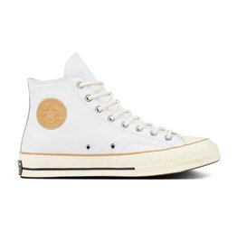 CONVERSE CHUCK TAYLOR 70 HI WHITE/LIGHT FAWN/EGRET C870FAW-162393C