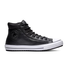 CONVERSE CHUCK TAYLOR PC BOOT HI BLACK/BLACK/WHITE C894BB-162415C