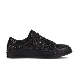 CONVERSE ONE STAR OX BLACK/BLACK/BLACK C887BB-162617C