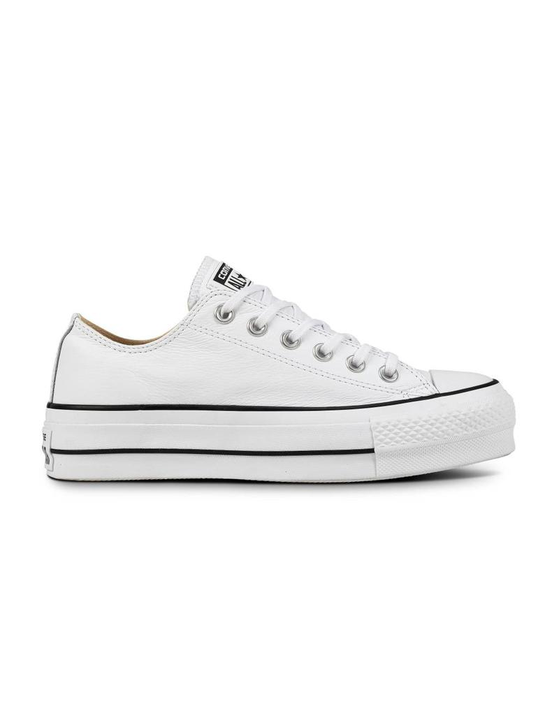eddcab6c5a2d Converse Chuck Taylor All Star Clean Lift Low Top