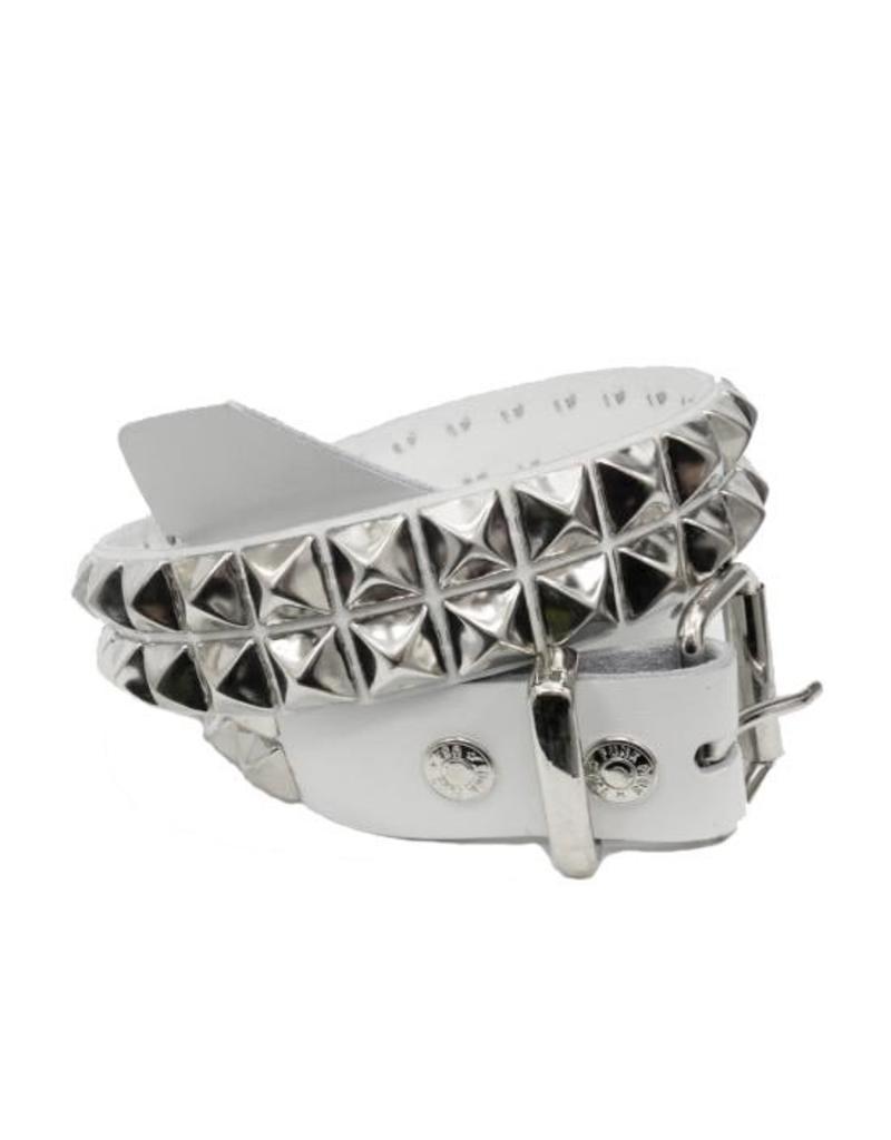 FUNKPLUS - 2 Rows/Silver/White