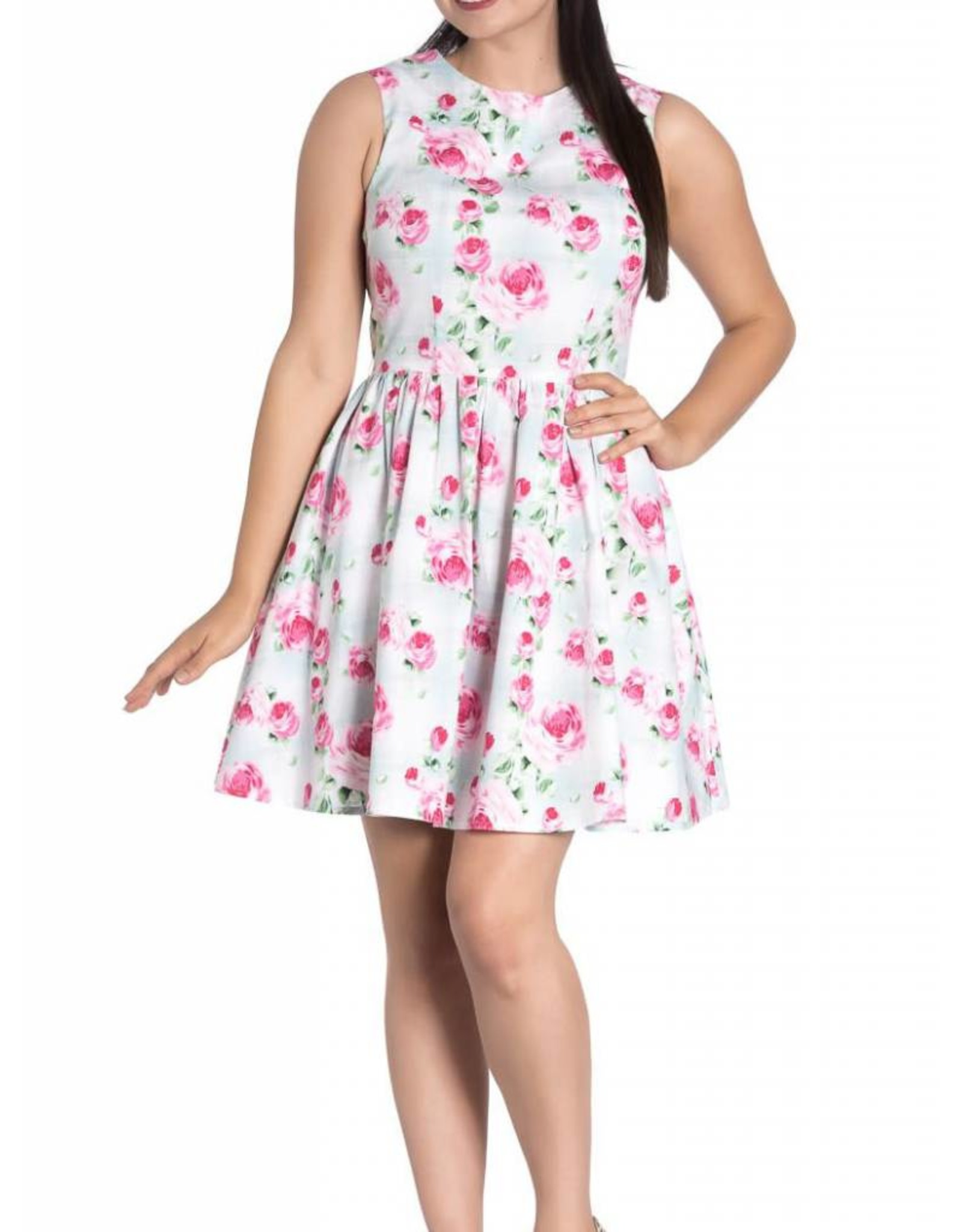 HELL BUNNY - Nathalie Mini Dress