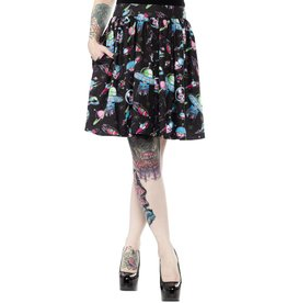 SOURPUSS - Space Babes Skirt