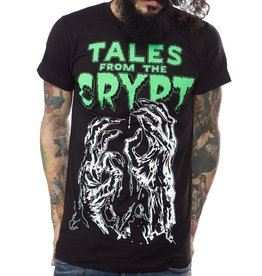 KREEPSVILLE 666 - Tales From The Crypt Glow Hands T-Shirt