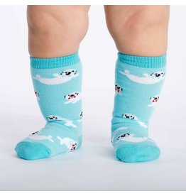 SOCK IT TO ME - Toddler Baby Seals Knee Socks