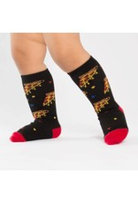 SOCK IT TO ME - Toddler Pizza Party Knee Socks