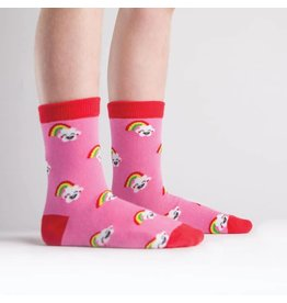 SOCK IT TO ME - Youth Kawaii Not Crew Socks