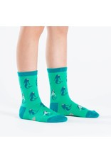 SOCK IT TO ME - Junior Princess of The Sea Crew Socks