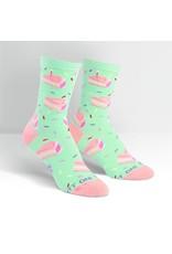 SOCK IT TO ME - Women's Party On! Crew Socks