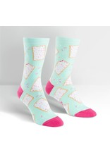 SOCK IT TO ME - Women's Toe-ster Pastry Crew Socks
