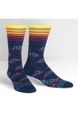 SOCK IT TO ME - Men's Intergalactic Crew Socks