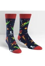 SOCK IT TO ME - Men's Underwater Explorer Crew Socks