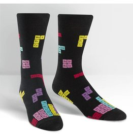 SOCK IT TO ME - Men's Joining Elements Crew Socks