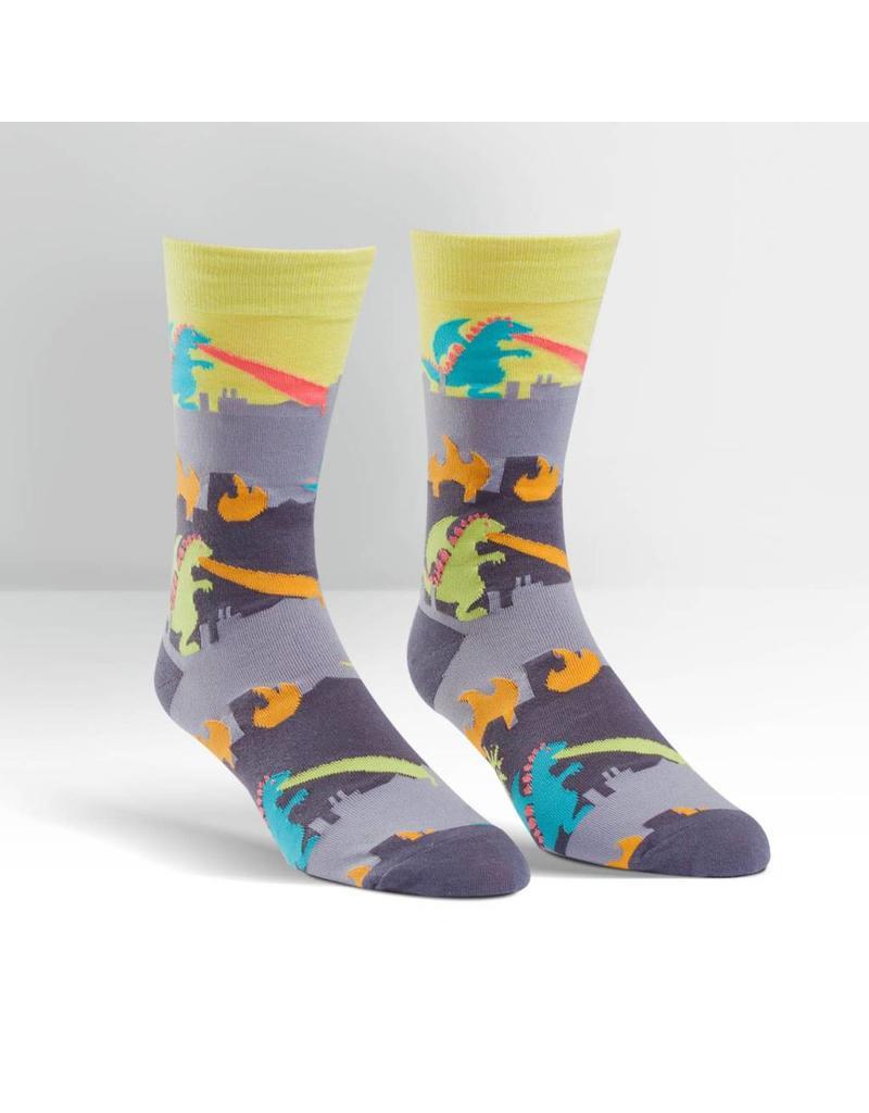 Sock It To Me Men/'s Crew Socks Man Cave