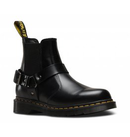 DR. MARTENS WINCOX BLACK POLISHED SMOOTH E18BS-R23866001