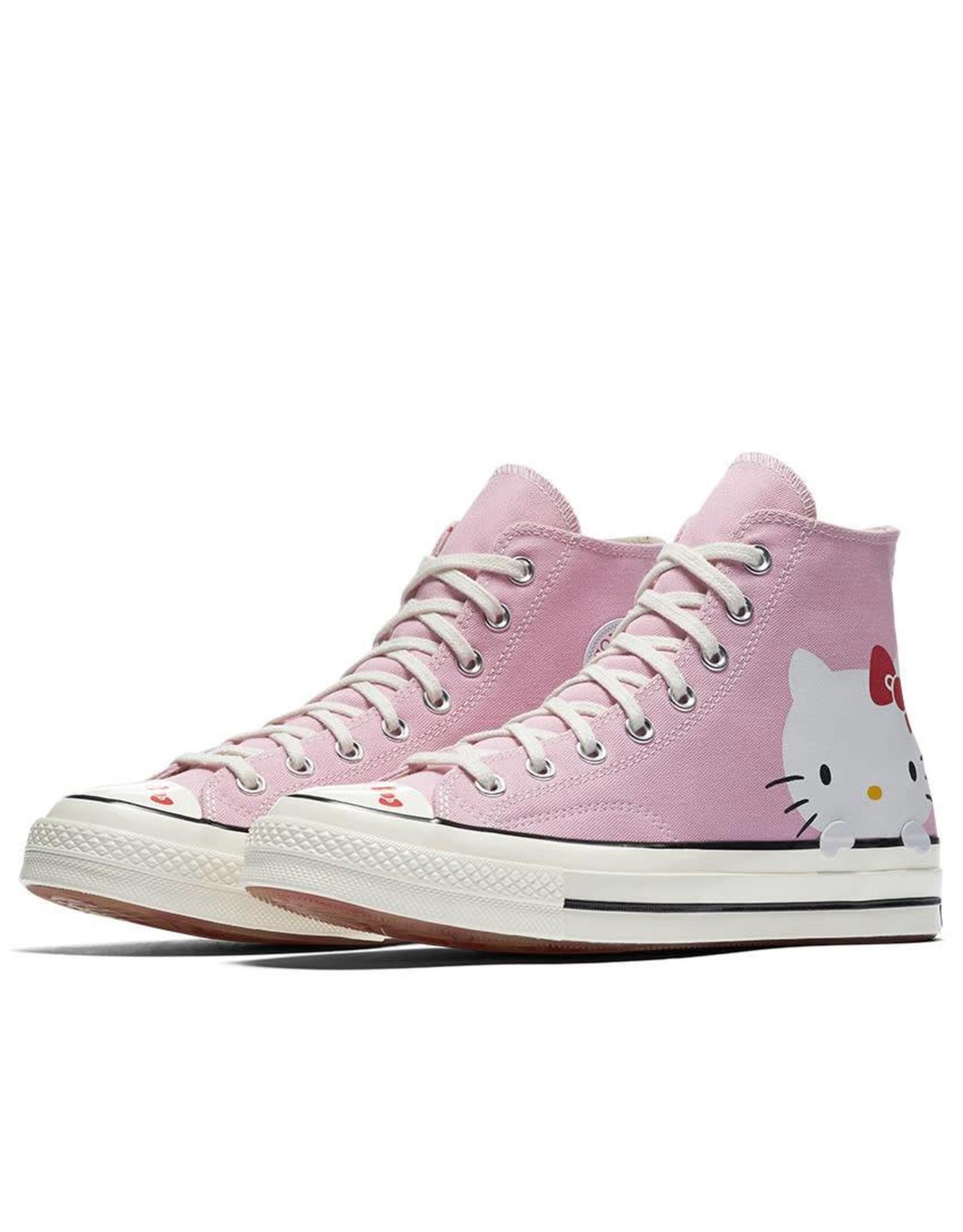 CONVERSE CHUCK TAYLOR 70 HI PINK PRISM/EGRET/WHITE HELLO KITTY C870HK-162936C