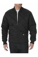 DICKIES Nylon Quilted Jacket 61242BK