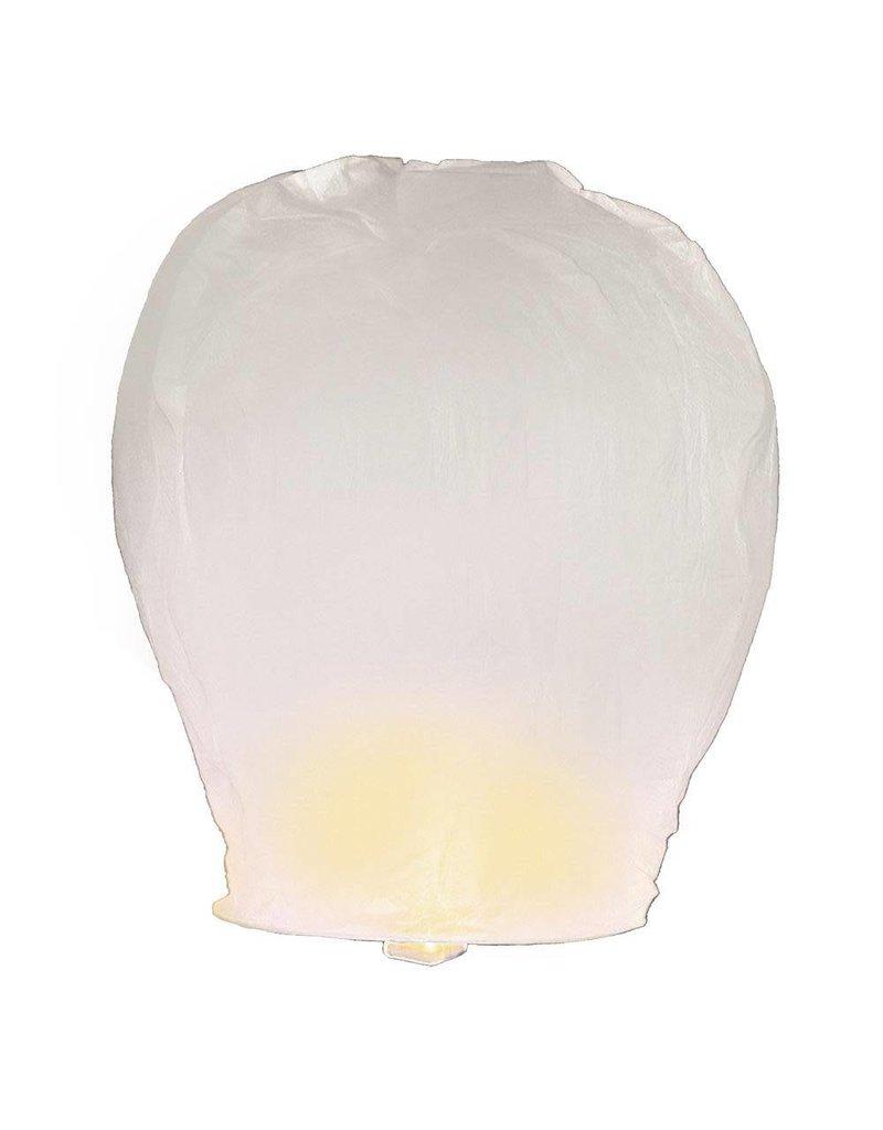 AAH Sky Lantern - White