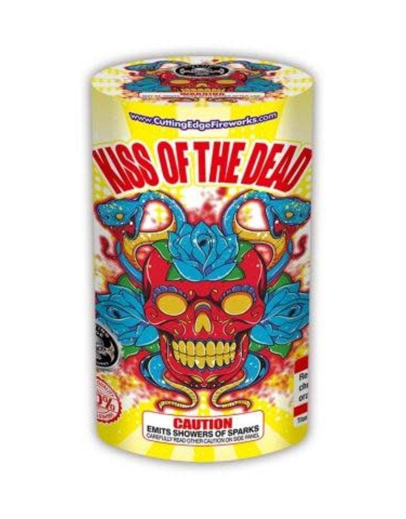 Cutting Edge Kiss Of The Dead - Case 12/1