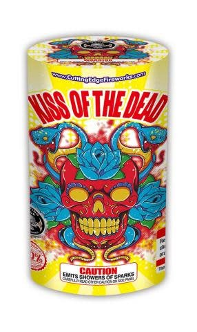 Kiss Of The Dead - Case 12/1