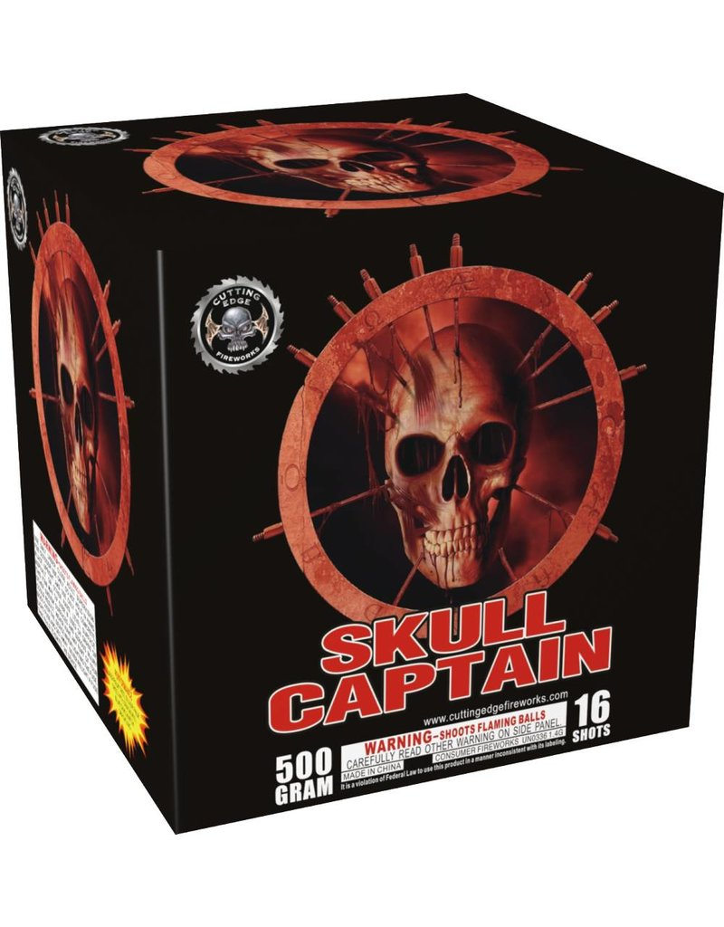 Cutting Edge Skull Captain - Case 4/1