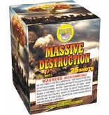 World Class Massive Destruction - Case 12/1