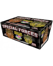 Special Forces - Case 2/1