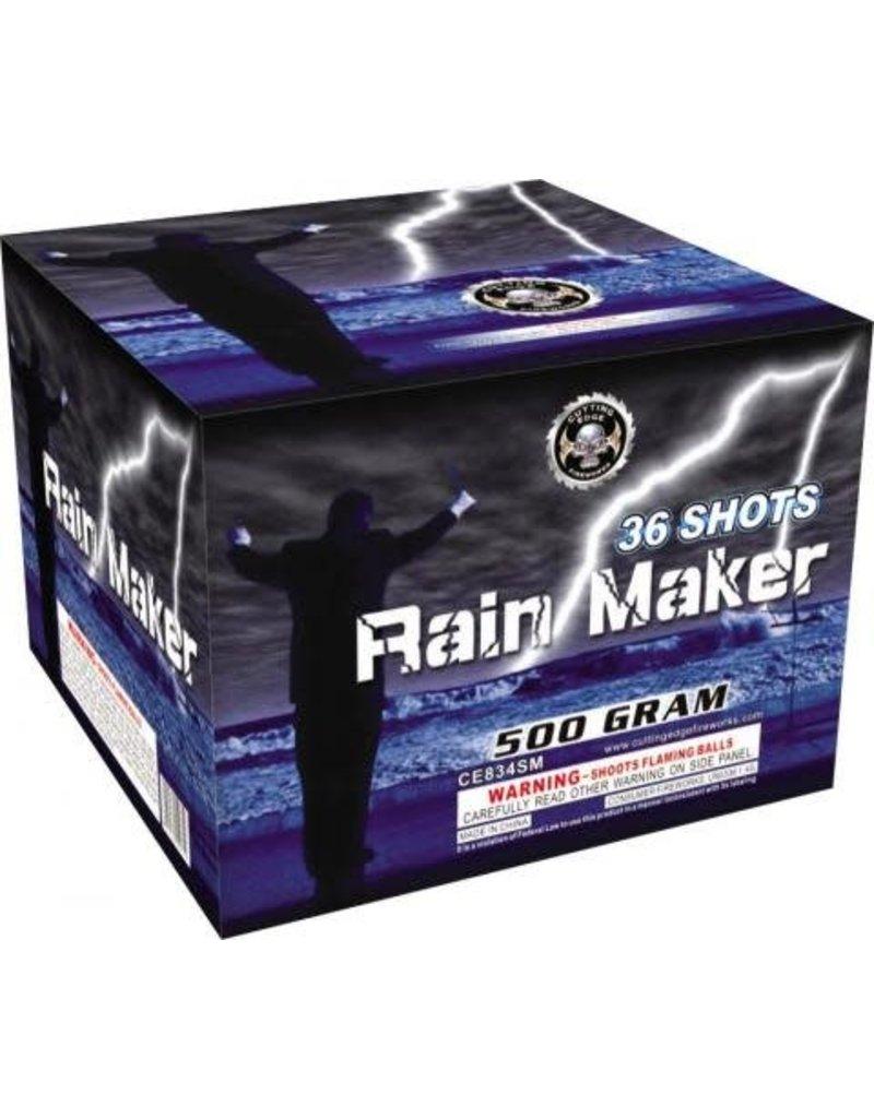 Cutting Edge Rain Maker - Case 4/1