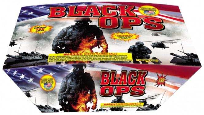 World Class Black Ops - Case 2/1
