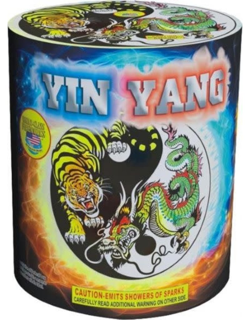 World Class Ying Yang - Case 24/1