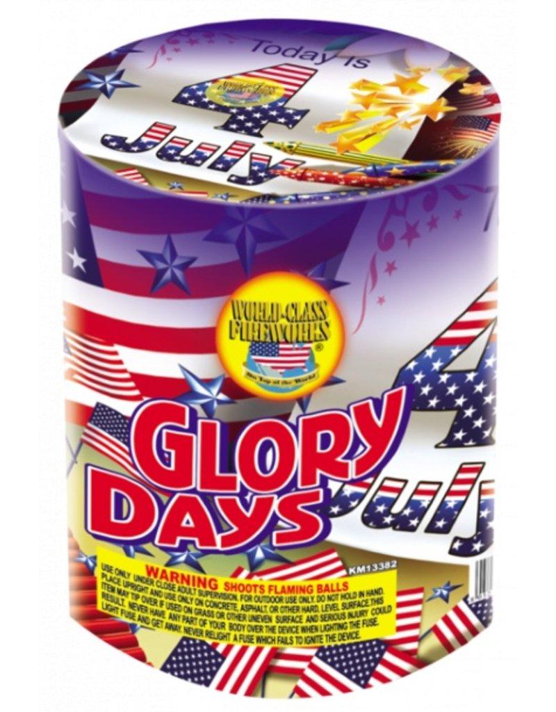 World Class Glory Days - Case 24/1
