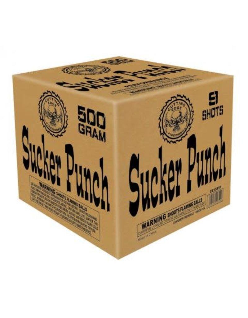 Cutting Edge Sucker Punch - Case 6/1