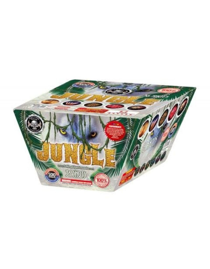 Cutting Edge Jungle - Case 2/1