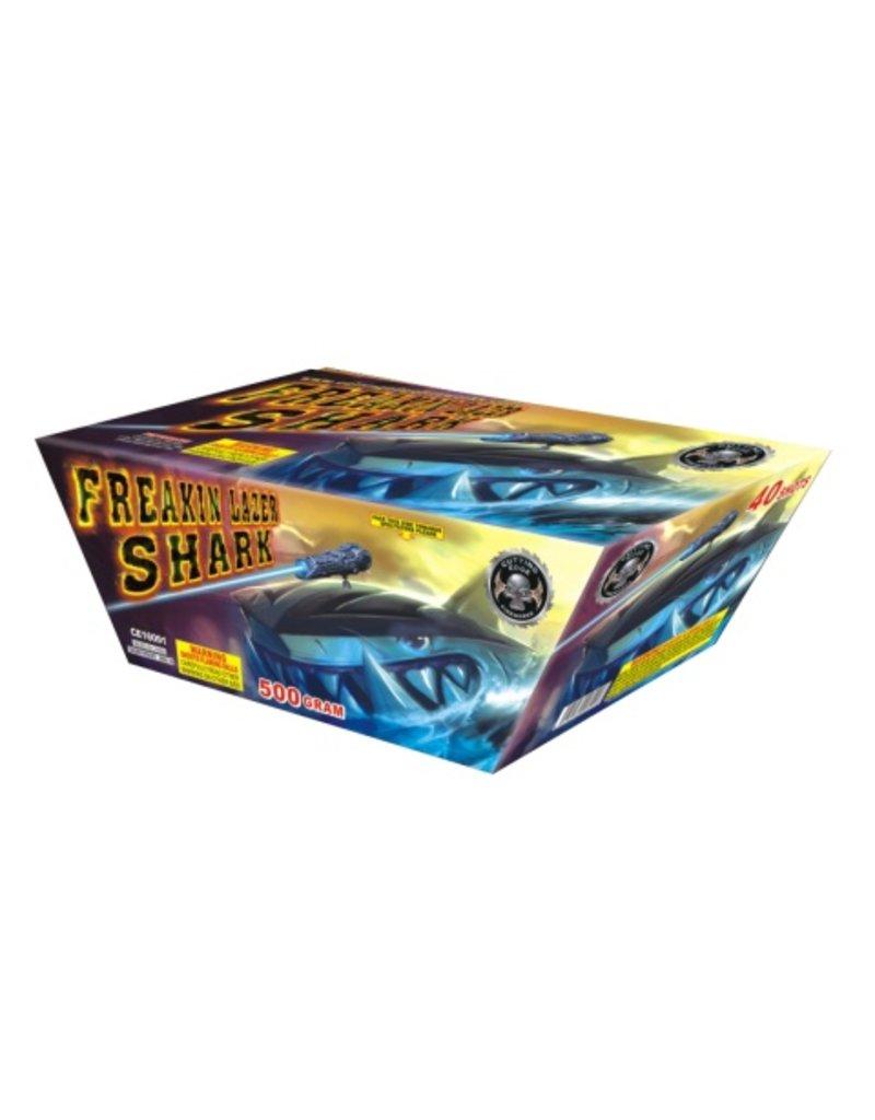 Cutting Edge Freaking Lazer Shark - Case 2/1