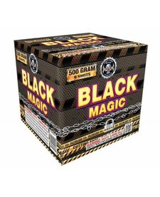 Black Magic 9 shots - Case 4/1