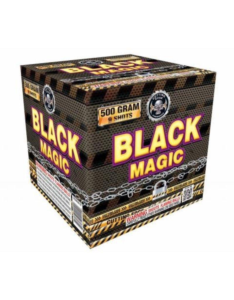 Cutting Edge Black Magic 9 shots - Case 4/1