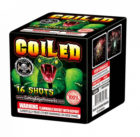 Coiled - Case 18/1