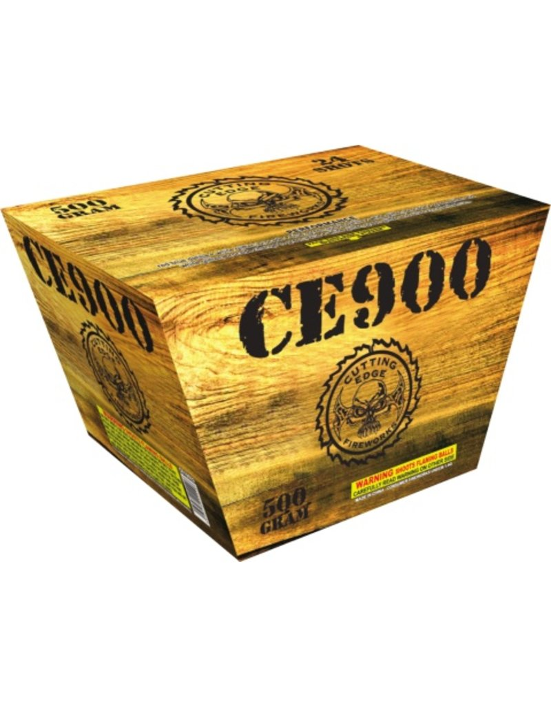 Cutting Edge CE900 - Case 4/1