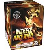 Cutting Edge Wicked and Wild - Case 12/1