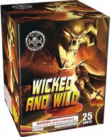 Wicked and Wild - Case 12/1