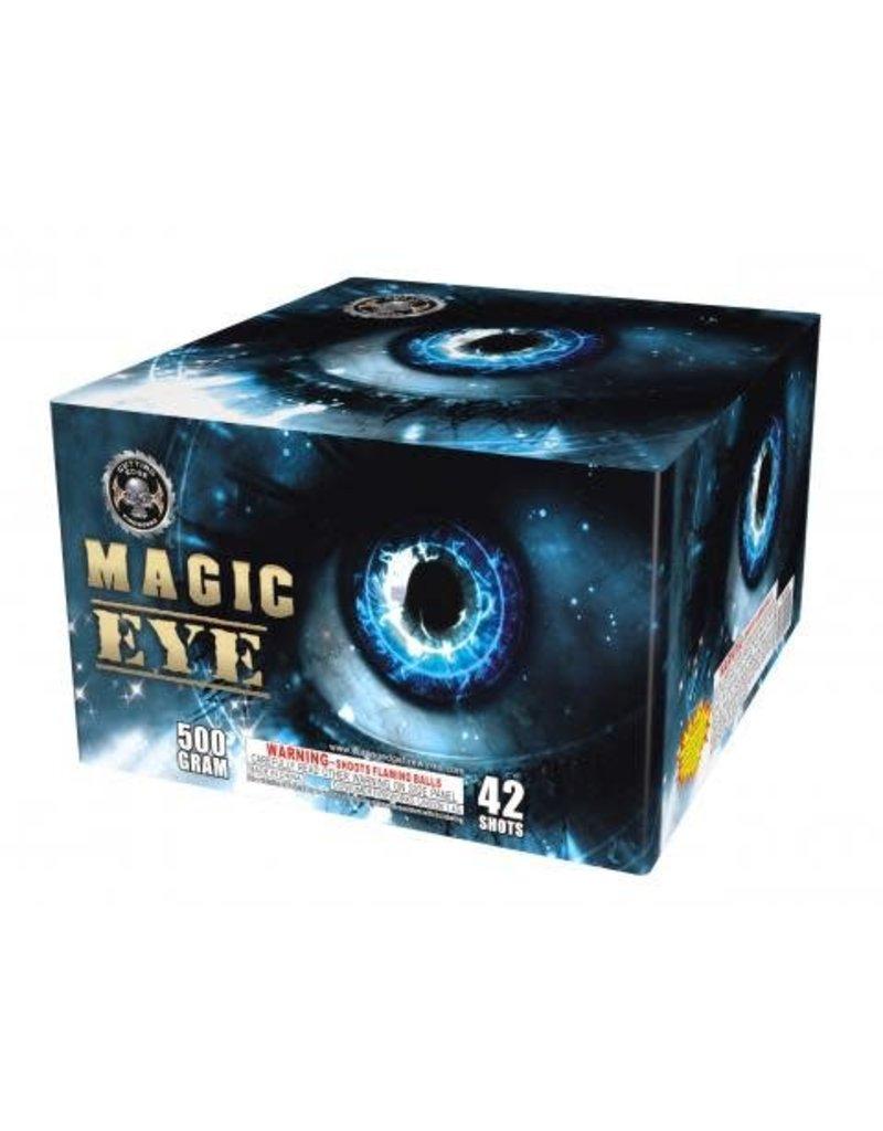 Cutting Edge Magic Eye - Case 6/1