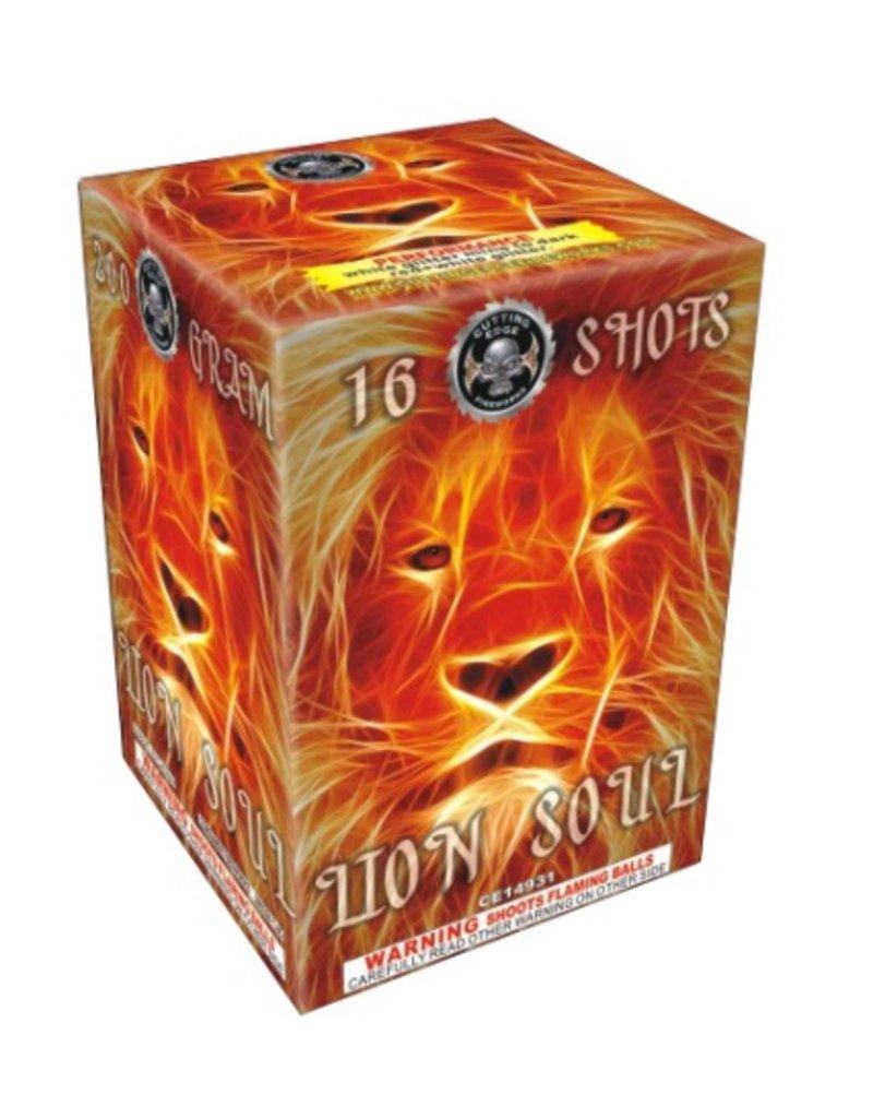 Cutting Edge Lion Soul - Case 16/1