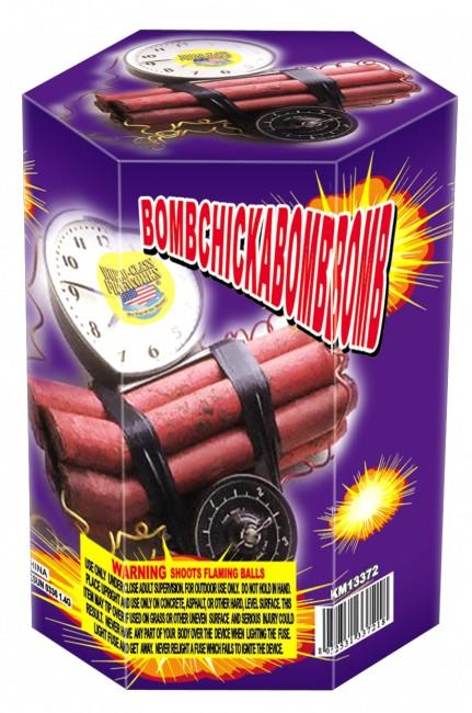World Class Bombchickabombbomb - Case 32/1